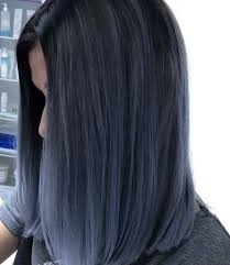Subtle Blue Highlights 33 Best Balayage Hairstyles For Straight Hair For 2018