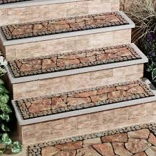 Outdoor Staircase exterior exciting stair treads decorative rubber for outdoor 8137 by xevi.us