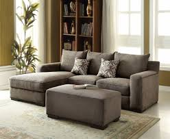 contemporary sectional couch. Interesting Sectional Ultrasuede Sectional Crate And Barrel Davis Couch  Contemporary Sofas For Sale To R