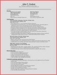 High School Diploma On Resume Amazing High School Diploma On Resume Free Resume High School Diploma Best