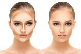 contouring and highlighting victoria secret models makeup and skin care beauty tips