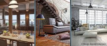 Industrial Chic interior design - header image