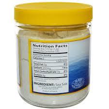 Eden Foods, <b>Морская Соль</b>, <b>14 Унций</b> (397 Г) — в Категории ...