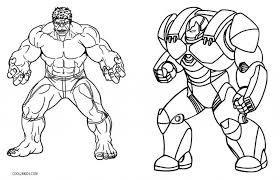 The hulk gets its power out of anger, and so its power is infinite. Hulk Buster Coloring Pages Coloring Home