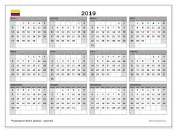 Root Download 2019 Calendar Printable With Holidays List Page 46
