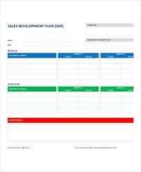 Sales Plan Document Sales Planning Template Under Fontanacountryinn Com