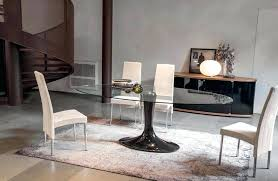 glass oval dining table contemporary dining table marble tempered glass oval glass oval dining table with