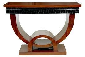 vintage art deco furniture. full image for art deco console table furniture walnut hall vintage r