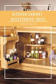 14 Kitchen Cabinet Accessories Ideas Tips On Selecting Kitchen