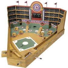 Wooden Baseball Game Toy The Automata Blog March 100 9