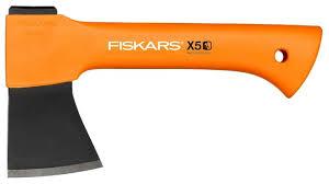 Туристический топор <b>FISKARS</b> X5 — купить в России по ...