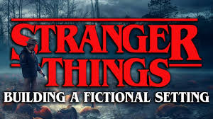 stranger things building a fictional setting video essay  stranger things building a fictional setting video essay