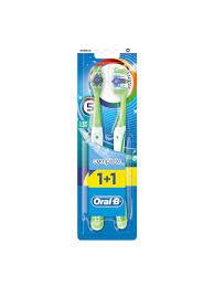Зубная <b>щетка Комплекс</b>. Пятисторонняя чистка, средняя ...