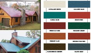 Residential Metal Roof Colors Mcelroy Metal