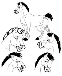 Horseland 52 Dessins Anim S Coloriages Imprimer