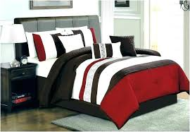 red and black bedding sets red and white bedding set red and white comforter set black