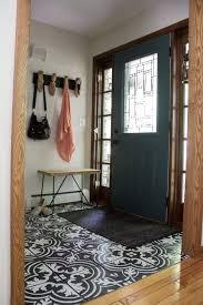 replacing a front doorReplacing our Front Door and Storm Door  Bright Green Door