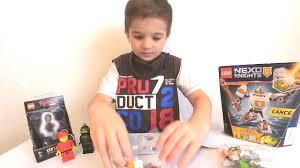 РАСПАКОВКА <b>Lego</b> Nexo Knights Лего Нексо Найтс <b>Брелок</b> ...