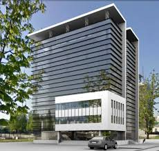 office block design. Office Building Architectural Project Block Design E