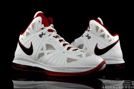 lebron 8. nike lebron 8 ps 8220miami heat8221 home colorway showcase lebron u