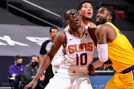 Game Thread: Summer Suns vs. Lakers ...
