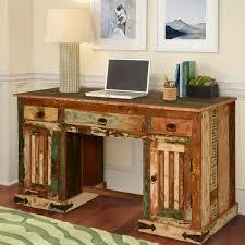 rustic wood office desk.  Wood To Rustic Wood Office Desk