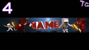 Best Youtube Banner Best Top 10 Minecraft Youtube Banner Templates 5 Youtube