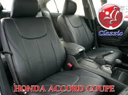 2008 honda accord seat covers leather seat covers for accord coupe full set