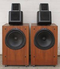 kef 105 2. vintage kef model 105 series ii reference speakers working kef 2
