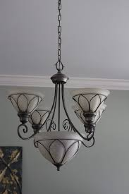 ugly 90 s dining room chandelier