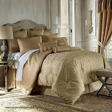 gold bedding pale 4 piece gold comforter set by rose gold bedding queen