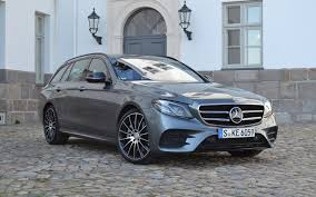 There is a new front. Mercedes Benz E Class Wagon 2017 The Family The War Of Auto S