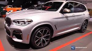 2018 Bmw X3 M40i Exterior And Interior Walkaround 2018 New York Auto Bmw X3 Bmw Europe Car