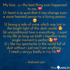 Love Of Your Life Quotes Unique Palak Quotes YourQuote