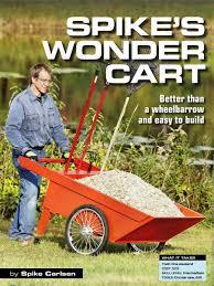 garden cart plans. DIY Garden Cart Plans A