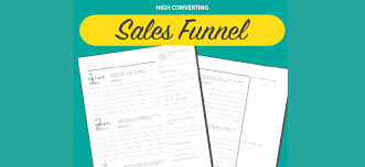 Sales Funnel Template That Works Free Download Pdf Excel