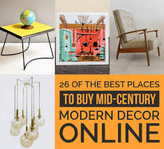 26 The Best Places To Buy Mid Century Modern Decor line