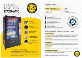 Vending Machine Website Stunning Vending Machine Brochure Food And Beverage Vending Machines Vending