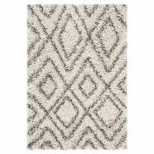 safavieh hudson ivory grey rug 2 x 3