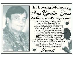 Ivy Lowe Memoriam - Hamilton, Bermuda | The Royal Gazette