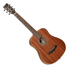 travel size guitar tanglewood tw2 t lh winterleaf series travel size acoustic guitar at