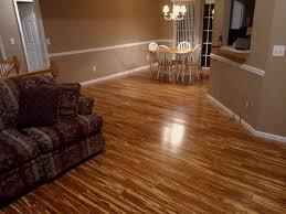 image of benefits of cork flooring in basement