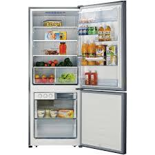 Huge Refrigerator Hisense Hr6bmff435sd 435l Bottom Mount Refrigerator At The Good Guys