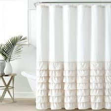 smlf image of stall size shower curtain
