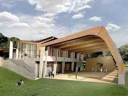 Gymnasium Exterior Design Camp Ramah On Architizer