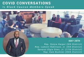 COVID Conversations: IL Black Caucus Members Speak | Faith in Place