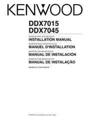 kenwood ddx7015 installation manual pdf download kenwood ddx7019 wiring diagram Kenwood Ddx7019 Wiring Diagram #49