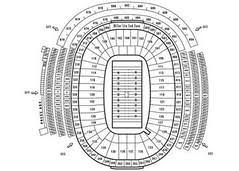 Green Bay Packers Seating Chart You Can Sit Anywhere At La
