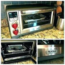 wolf toaster reviews gourmet review 4 slice countertop oven manual wo