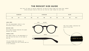 Style Fit For Moscot Frames Sunglasses Moscot Customer